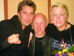 Jack met Rene Shuman en Angeleye